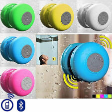 Portable Waterproof Speakers & Suction Cup For Toshiba Excite 10 AT305