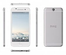 UNLOCKED HTC One A9 AT&T 32GB (WHITE / SILVER) Global 4G LTE Phone w/ Warranty