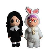 Living Dead Dolls Sadie and Eggzorcist First Release Plush Gothic Doll Collector