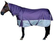 "CARIBU 1680 Denier ""Mid' Winter Turnout Horse Rug with 200gr Polyfill Lining"