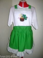 HAPPY ST. PATRICK'S DAY APRON Many embroideries just ask All sizes Check store