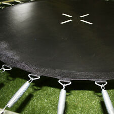 16ft Plain Trampoline Mat (120 Spring) 2 Year Warranty - Free Delivery