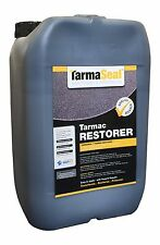 Tarmac Sealer Restorer Available in Black, Red and Green