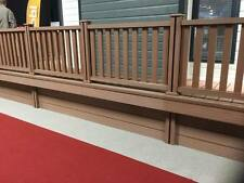 Low Maintenance WPC Composite Wood - Railing System
