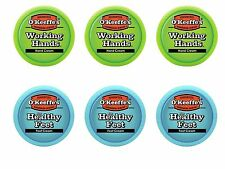 O'Keeffe's Working Hands & Feet Cream (Value 6 Pack) Okeefes O'Keefe's Okeeffes