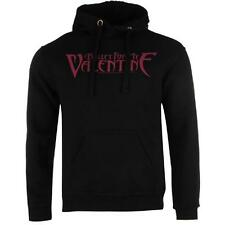 Official Bullet For My Valentine Hoodie Hooded Jumper Sweater Men's NEU