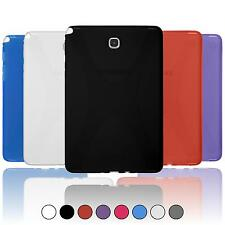 Samsung Galaxy Tab 4 8.0 TPU Case Cover X-Style + protective foils