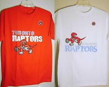 TORONTO RAPTORS Classique Canada Adult BASKETBALL Games T-Shirt Size M NEW