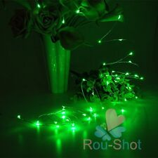 Hot Waterproof 5M 50LED Copper Wire String Fairy Lights Christmas Party Decor