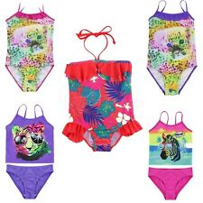 Girls Kids Swimsuit Swim Bathing Suit Swimwear One / Two Piece Tankini Beachwear