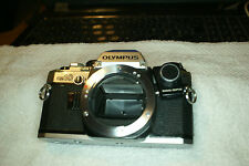 Olympus OM10 35mm film SLR Camera Body 366587