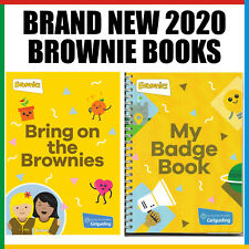 BROWNIES BADGE BOOK, ADVENTURE BOOK, Becoming a Brownie book: Official supplier