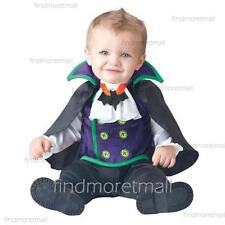 New Baby Vampire Style Costume Outfit  Fancy Cloth  Toddler Fancy Dress Costume