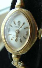 VINTAGE 1960'S LADIES GOLD TONE GENEVA SWISS WRIST WATCH