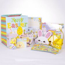 Easter Decorations, Greeting Cards, Crafts | Easter Bunny, Chick | Egg Hunt