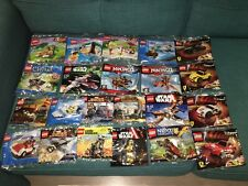 LEGO poly bag set NEW SEALED promo Christmas Stocking filler choose from below