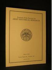 Journal of the Society for Army Historical Research Winter 2008 Vol 86, No. 348