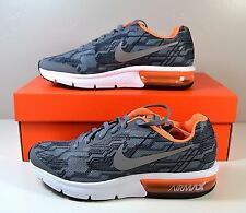 NIB BOYS YOUTH NIKE AIR MAX SEQUENT PRINT GS RUNNING SHOES SZ 3Y-6Y