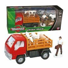 Teamsterz Cattle Truck Diecast Vehicle
