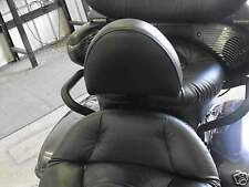 Yamaha Venture 99-UP Driver Backrest Quick release w/no tools simple bolt on
