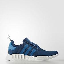 Adidas NMD R1 Runner Blue Tech Steel Sizes 8-13 S31502