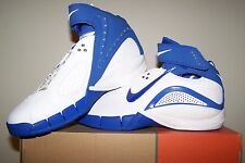 Women's size 11.5 M NEW Nike Zoom Air Huarache Excel White Basketball Shoes