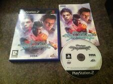 Virtua Fighter 4 Evolution for Sony PlayStation Two PS2 PAL Complete