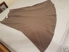 East 5th Women's Dress Skirt Size 10 Charcoal New With Tags MSRP $36.00
