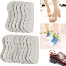 3/5Leather Padded Shoe Insole Inserts Pad Cushion Foot Care Heel Grips Liner Pro