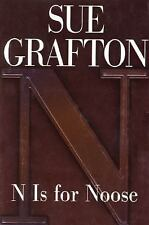 Kinsey Millhone Alphabet Mysteries: N Is for Noose 14 by Sue Grafton (1998,...