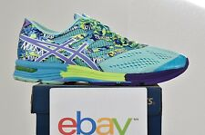 New Womens Asics Gel Noosa Tri 10 TURQUOISE BLUE Size 8 mint lavender stability