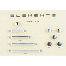 High Quality Elements - Brenton Collection Knobs and Pulls Hardware Cabinet Door