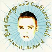 At Worst The Best of Boy George and Culture Club by Culture Club (CD, Oct-1993