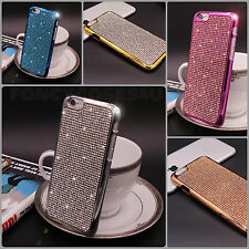 Crystal Diamond Bling Swa-rovski Element Cover Case For Apple iPhone Models
