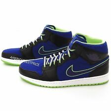 NIKE NEW MENS AIR JORDAN 1 RETRO MID  BASKETBALL SHOES SNEAKERS RETAIL $105