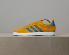 Adidas Gazelle - Nomad Yellow / Core Blue