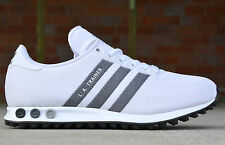 Adidas La Trainer Weave Torsion Men's Shoes Trainers Retro Flux White