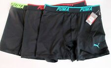Puma Sport 6 inch Inseam Lightweight Stretch Boxer/Brief/Underwear M,L $22