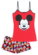 Disney Mickey Mouse Cami and Group Short Set