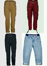 Boys Jeans Chinos Combat Trousers Toddler Various Designs. Age 2 3 Years