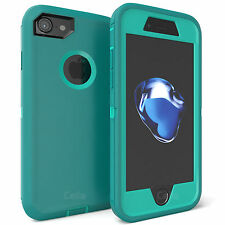 Protective Shockproof Case Rugged Hybrid Cover Belt Clip For iPhone 7/7 PLUS