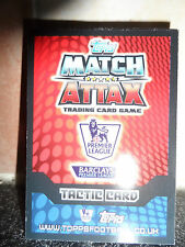 Topps Match Attax trading cards 2014-15 Man of the Match Cards