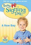 Baby Signing Time Vol. 3: A New Day (DVD, 2008)