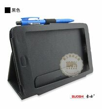 Suoshi PU Leather Folio Tablet PC Case Cover Stand for ASUS Google Nexus 7 (1st)