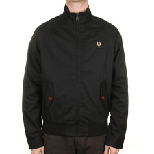Fred Perry Ealing Jacket - Black
