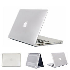 "Crystal Hard Case Cover Shell For MacBook Air 11/13"" Pro Retina 13/15"" White 13"""