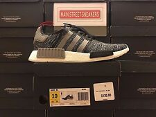 HOT!!!  Adidas NMD R1 Runner Glitch Camo Black/Grey Sz 7.5-13 bb2884 w/Receipt*
