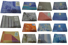OFFER - SHEETS COTTON AMBROSIAN SINGLE (1PIAZZA) AND DOUBLE BED