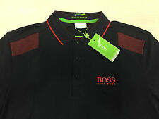 MEN'S HUGO BOSS BY MARTIN KAYMER GREEN LABEL POLO SHIRT GR PADDY MK,Size:XL.
