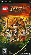 LEGO Indiana Jones The Original Adventures - COMPLETE - PlayStation Portable PSP